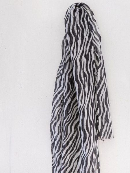 Lenço Zebra