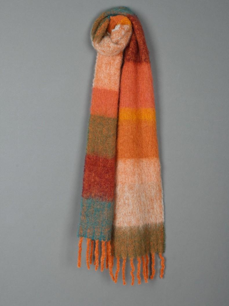 Cachecol multicolor