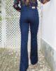 Jeans Elásticos Flare