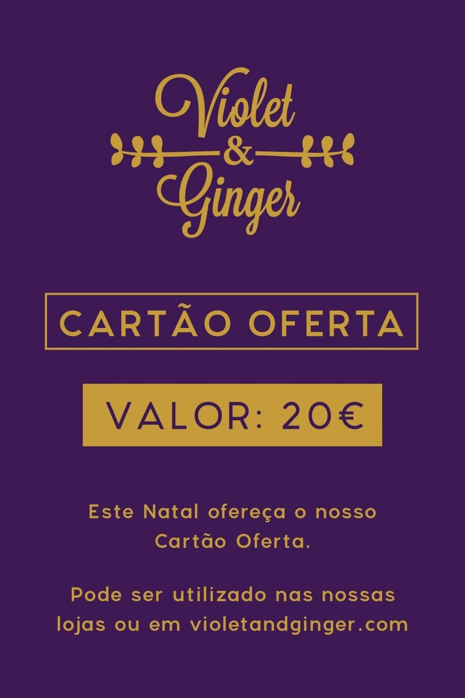Cartão Oferta 20€