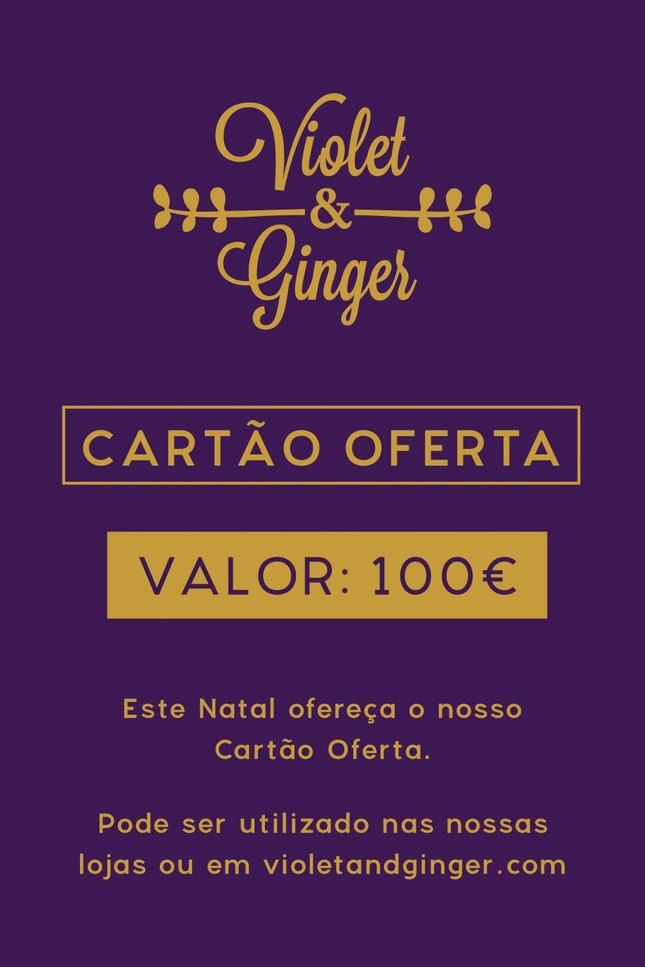 Cartão Oferta 100€