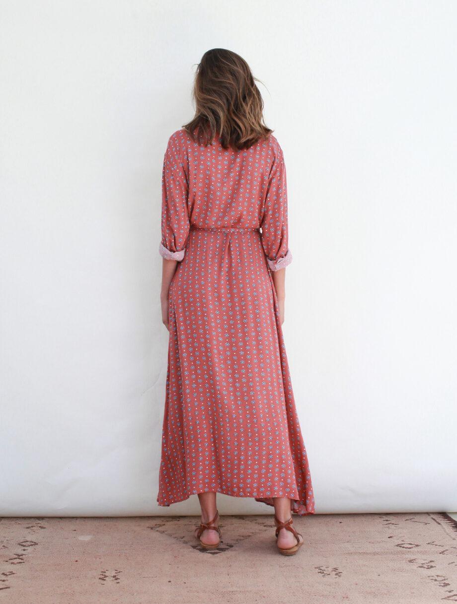 Vestido Comprido Sol