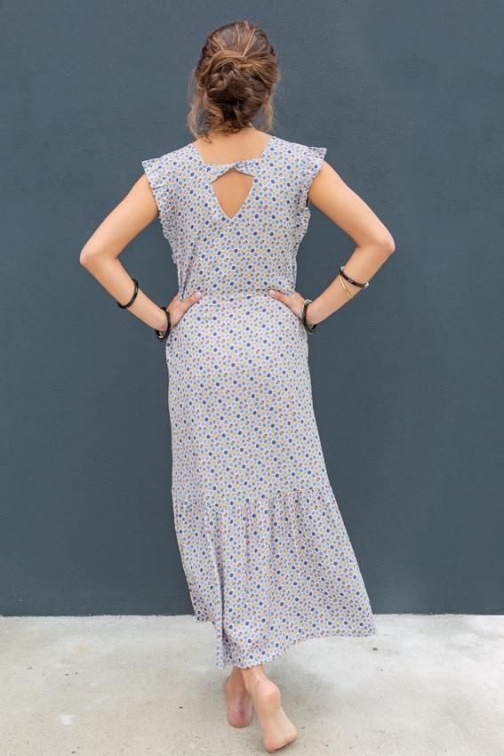 Vestido Print Geométrico