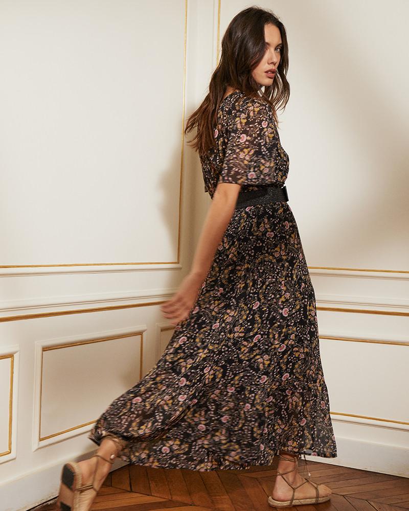 Vestido Comprido Boémio