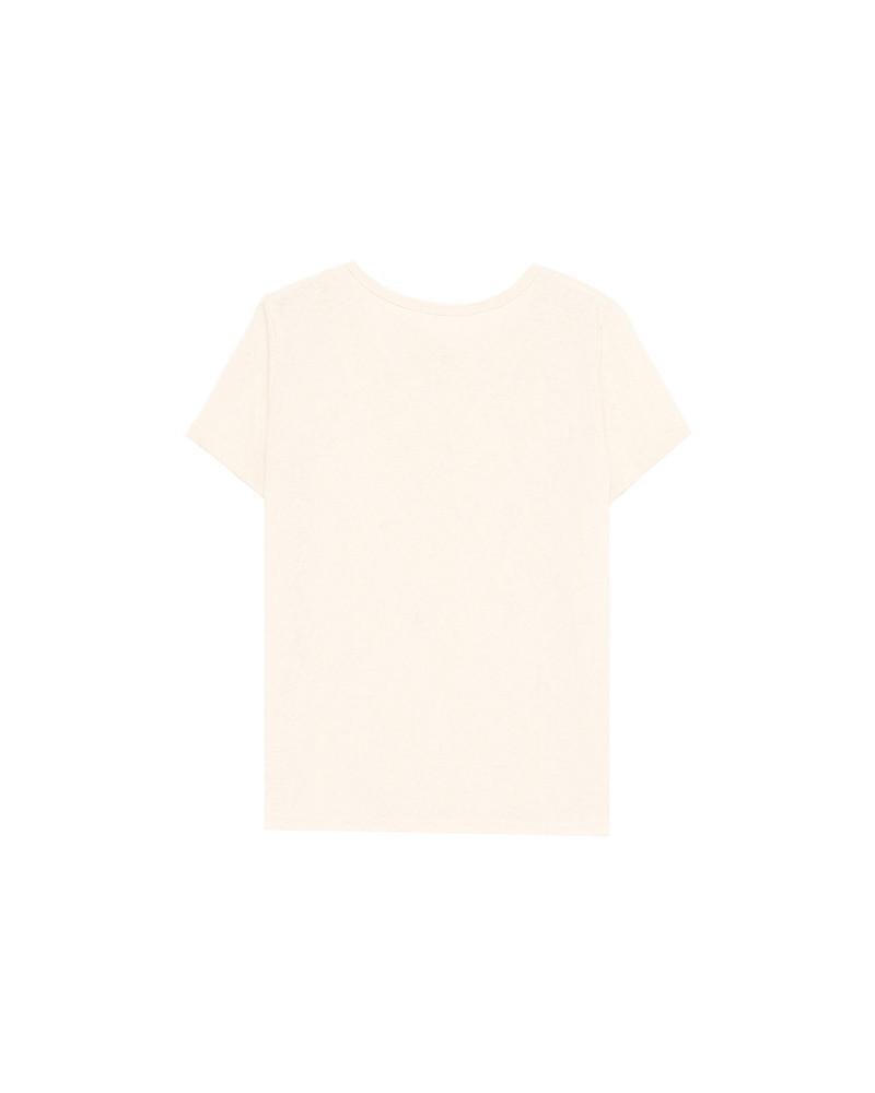 T-shirt corações