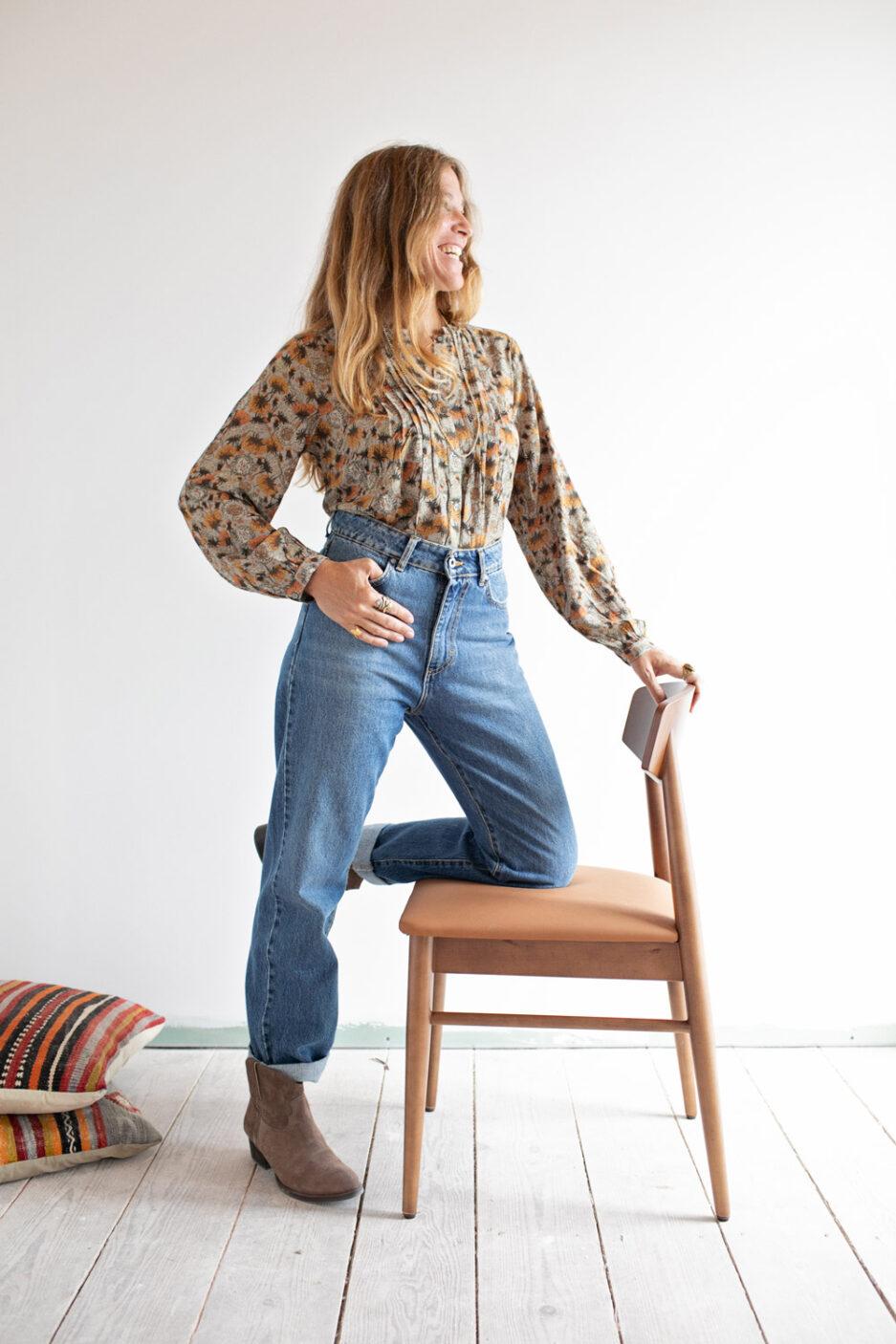 Jeans Dixie-Violet&Gigner