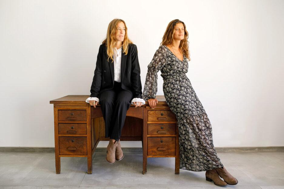 Vestido maxi estampado-Violet&Ginger